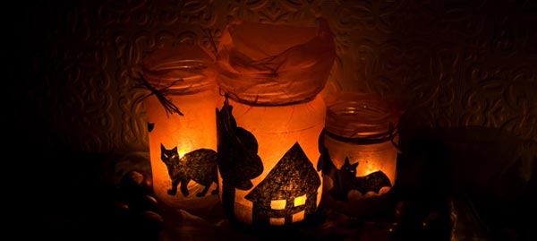 Halloween Party Ideas - Lanterns