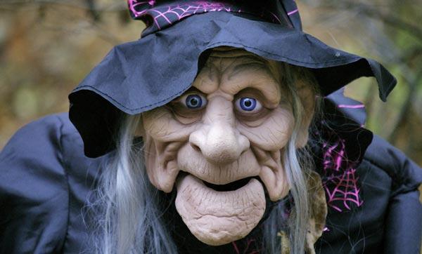 Halloween Costume Ideas - Witch Hat